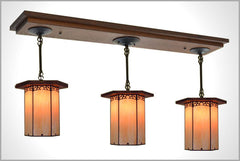 Three Pendant Light - Large Size #521