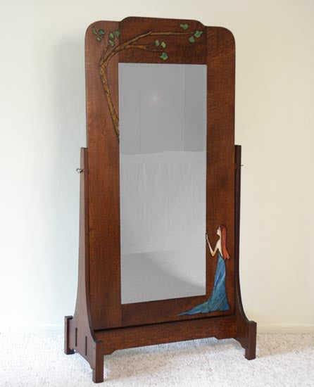 Arts & Crafts Mirror