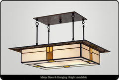 craftsman style kitchen lighting. Mission Vintage Light #609M Craftsman Style Kitchen Lighting G
