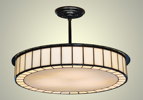 Round Pendant Light Fixture #199