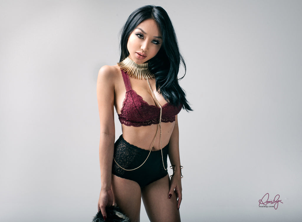 "***NEW *** ROSIE LY ""GODDESS"" POSTER"
