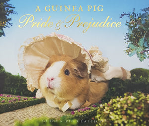 A Guinea Pig Pride and Prejudice