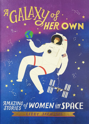 Female astronaut children's book amazing stories inspiring women
