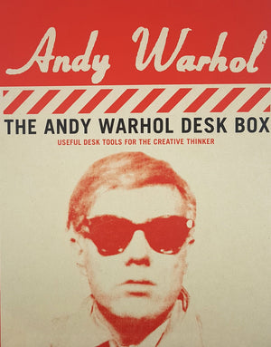 The Andy Warhol Desk Box