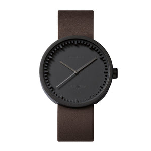 Tube Watch D42 - Black