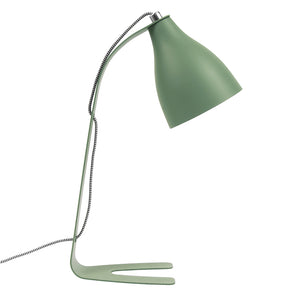 Green Barefoot Table Lamp