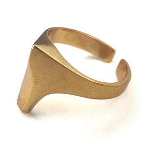 Bronze Lemta T-Shape Ring
