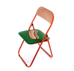 Folding Chair - Hotdog