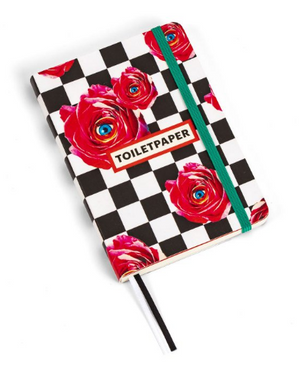 Small Notebook - Roses