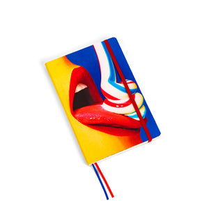 Large Notebook - Toothpaste