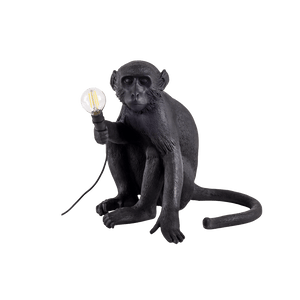Monkey Lamp - Sitting (Outdoor)