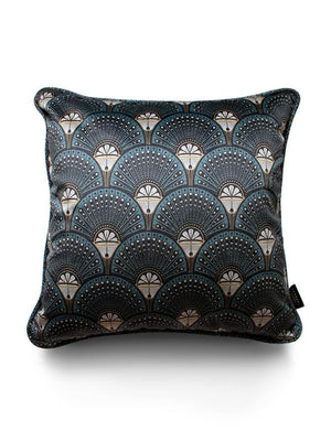 Teal-deco-martini-1920s-style-velvet-cushion-divine-savages