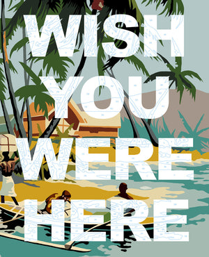 Wish You Were Here II