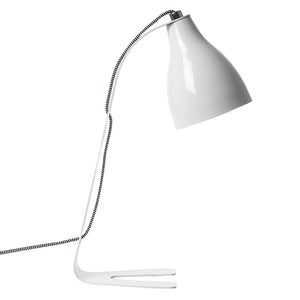 White Barefoot Table Lamp