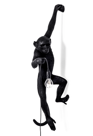 Monkey Lamp - Hanging (Outdoor/Indoor)