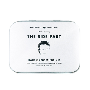 Side Part Hair Kit