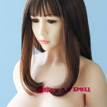 Load image into Gallery viewer, 158cm 5.18ft Real Silicone Vagina Doll Crystal Shawanda