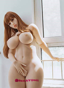 163cm 5.35ft Sex Doll Nadia 3