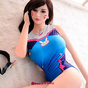 163cm 5.35ft Sex Doll Natural Skin Love Doll Jeneen 3