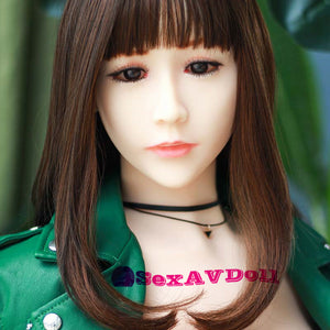 158cm 5.18ft Real Silicone Vagina Doll Crystal Shawanda