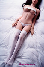Load image into Gallery viewer, 140cm 4.59ft Sex Doll Fannie 5
