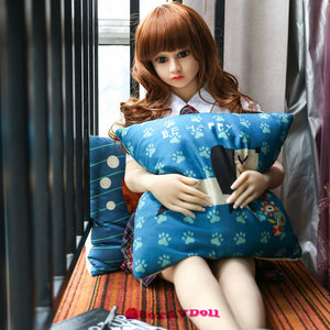 140cm 4.59ft Sex Doll Emma 8