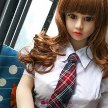 Load image into Gallery viewer, 140cm 4.59ft Sex Doll Emma 9