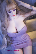 Load image into Gallery viewer, 163cm 5.35ft Sex Doll Pattie 7