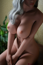 Load image into Gallery viewer, 158cm 5.18ft Sex Doll Adult Doll Tan Skin Jelena 12