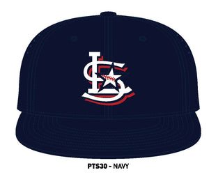 Official Game Hat for Lonestar Baseball Club Navy