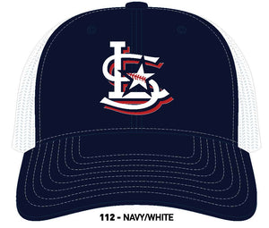 LBC Trucker Hat Navy