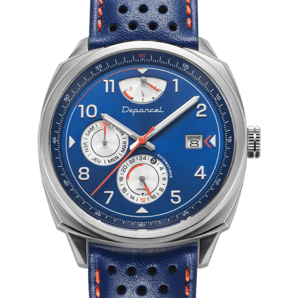 MONTRE AUTOMATIQUE - AUTO RS - SILVER RACING