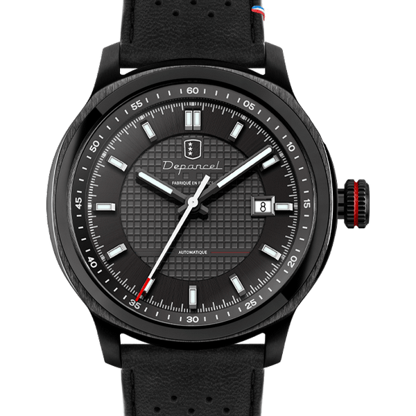 MONTRE AUTOMATIQUE - AUTO 3H - Full Black