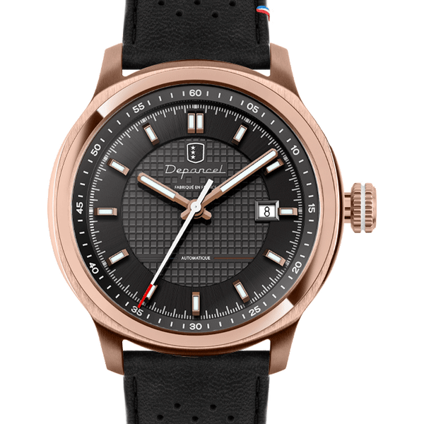 MONTRE AUTOMATIQUE - AUTO 3H - Rose Gold