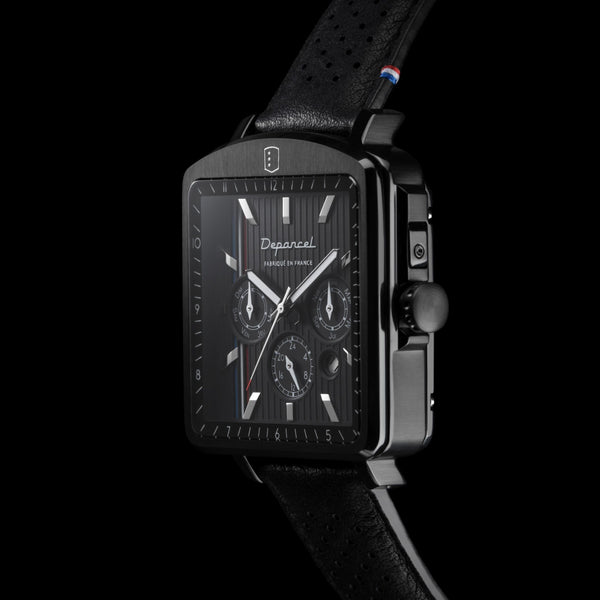 Montre [Re]Naissance 24H - Full Black