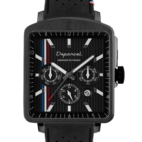 MONTRE AUTOMATIQUE - [Re]Naissance 24H - Full Black
