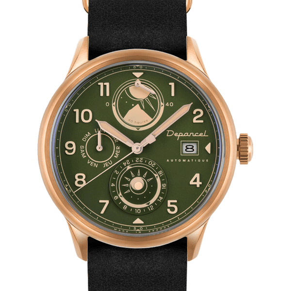 MONTRE AUTOMATIQUE 4810 - Bronze