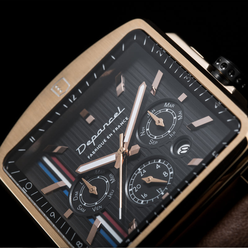 Montre [Re]Naissance 24H Bronze packshot