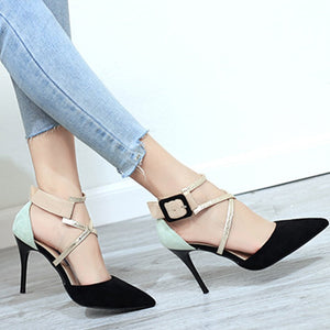 Fashion Pointed Female High Heels
