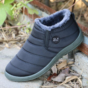 Soft Waterproof Warm Cotton Snow Boots