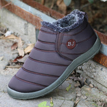 Load image into Gallery viewer, Soft Waterproof Warm Cotton Snow Boots