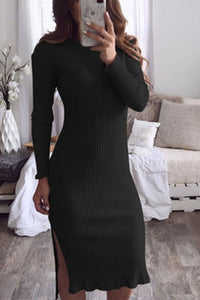 Slim-Fit Dress