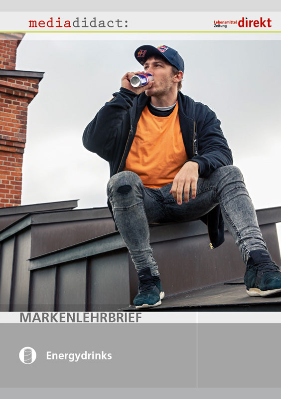Markenlehrbrief Energydrinks