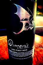 "Load image into Gallery viewer, <h4 style=""text-align:center;"">2017 Draconis Pinot Noir Traditional</h4>"