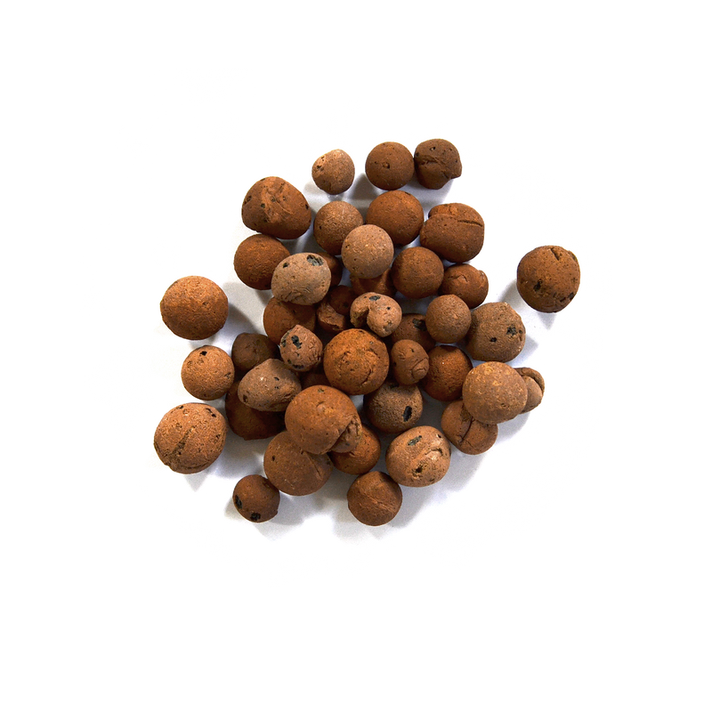 LECA (Lightweight Expanded Clay Aggregate)
