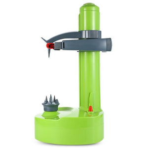 Function Automatic Fruit & Veggie Peeling Machine