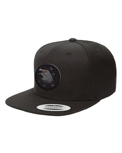 Crow Snapback - 1234Clothing