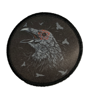 Crow Patch - 1234Clothing
