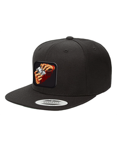 Rubiks Snapback - 1234Clothing