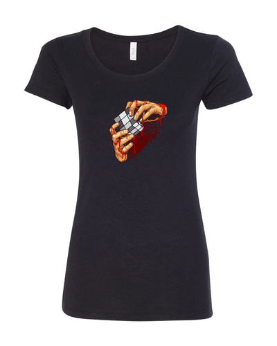 Womens Rubiks Tee - 1234Clothing